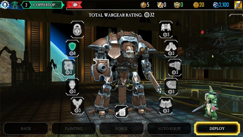 Warhammer 40000 Freeblade Game Android Free Download