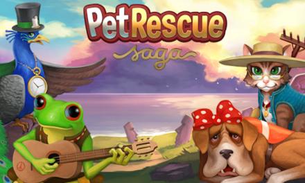 Pet Rescue Saga Game Android Free Download