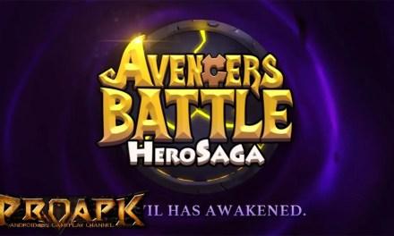 Avengers Battle Hero Saga Game Android Free Download