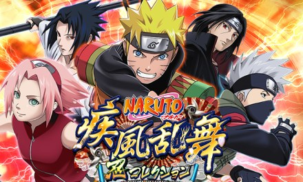 Naruto Shinobi collection Gale Ranbu Game Android Free Download