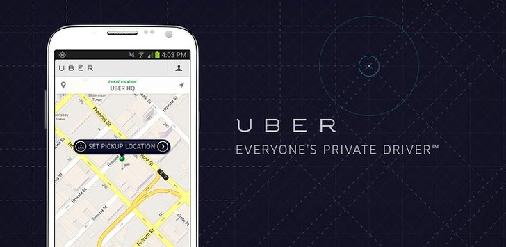 Uber App Android Free Download
