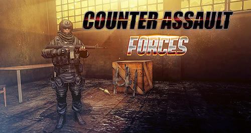 Counter Assault Forces Game Android Free Download