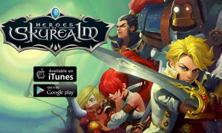 Heroes Of Skyrealm Game Android Free Download