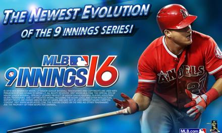 MLB 9 Innings 16 Game Android Free Download