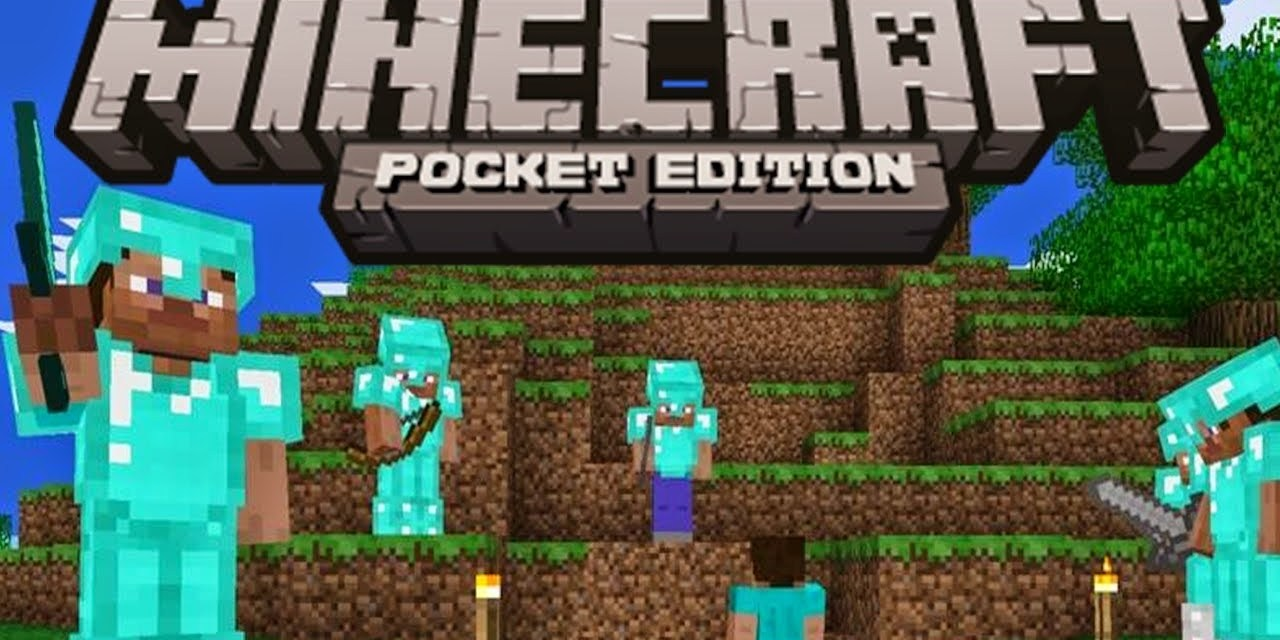 Minecraft Pocket Edition Game Android Free Download
