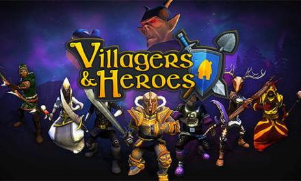 3D MMO Villagers Heroes Game Android Free Download