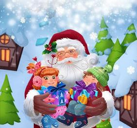 Christmas Match 3 Puzzle Game Android Free Download