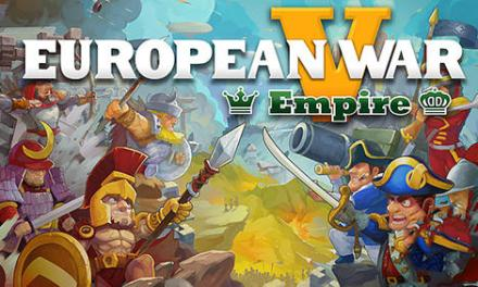 European War 5 Empire Game Android Free Download