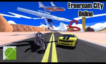 Freeroam City Online Game Android Free Download