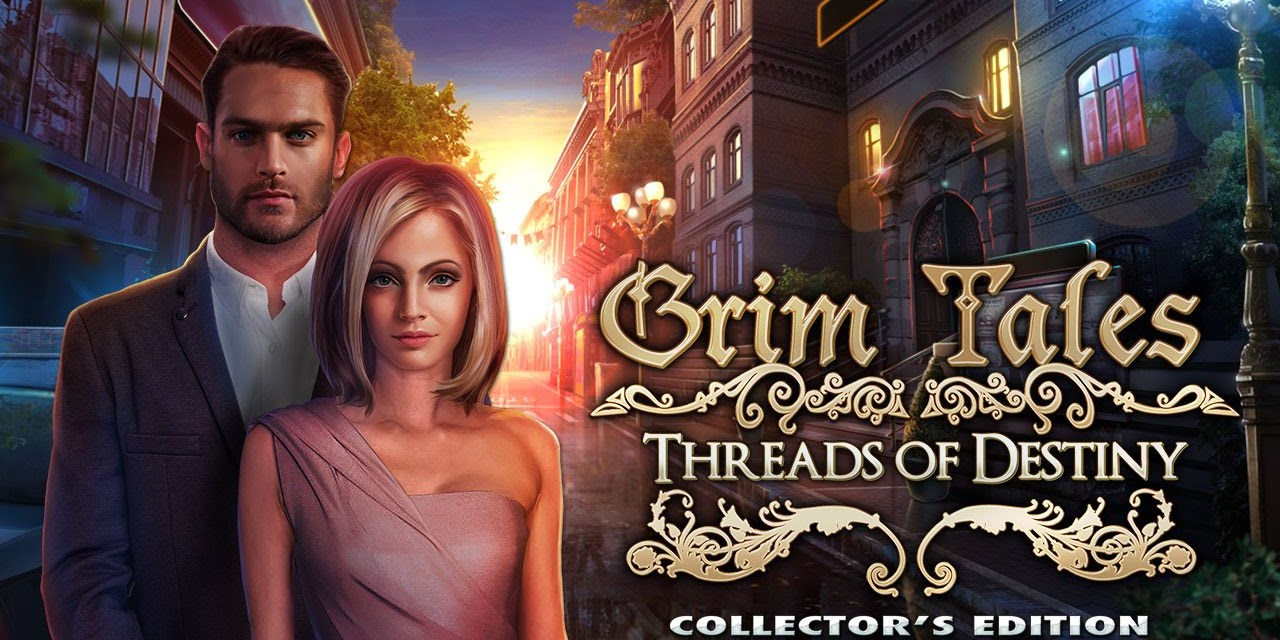Grim Tales Threads Of Destiny Collectors Edition Game Android Free Download