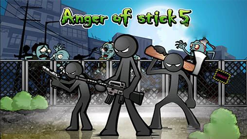 Anger of Stick 5 Game Android Free Download