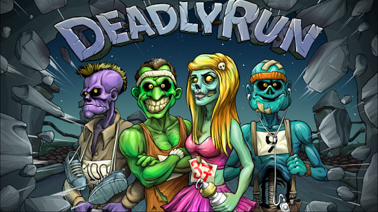 Deadly Run Game Android Free Download