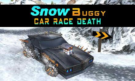 Snow Buggy Car Death Race 3D Game Android Free Download
