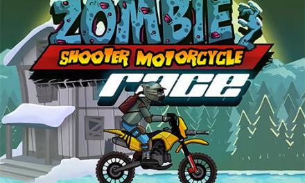 Zombie Shooter Motorcycle Race Game Android Free Download