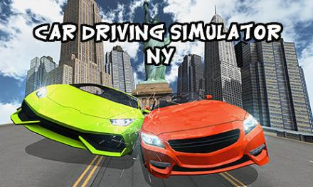 Car Driving Simulator NY Game Android Free Download