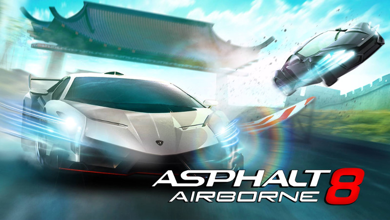Asphalt 8 Airborne Game Ios Free Download