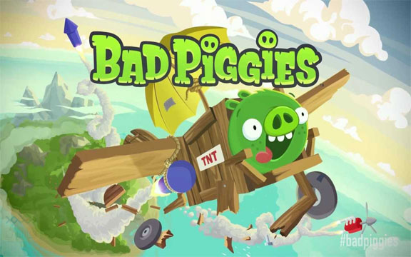 Bad Piggies Game Ios Free Download