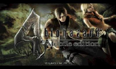 Resident Evil 4 Game Android Free Download