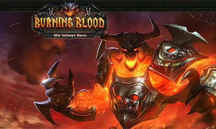 Burning Blood War Between Races Game Android Free Download