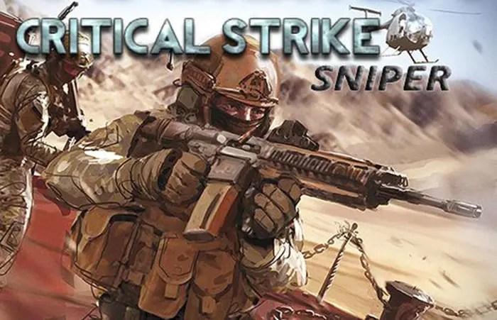 Critical strike Sniper Game Ios Free Download