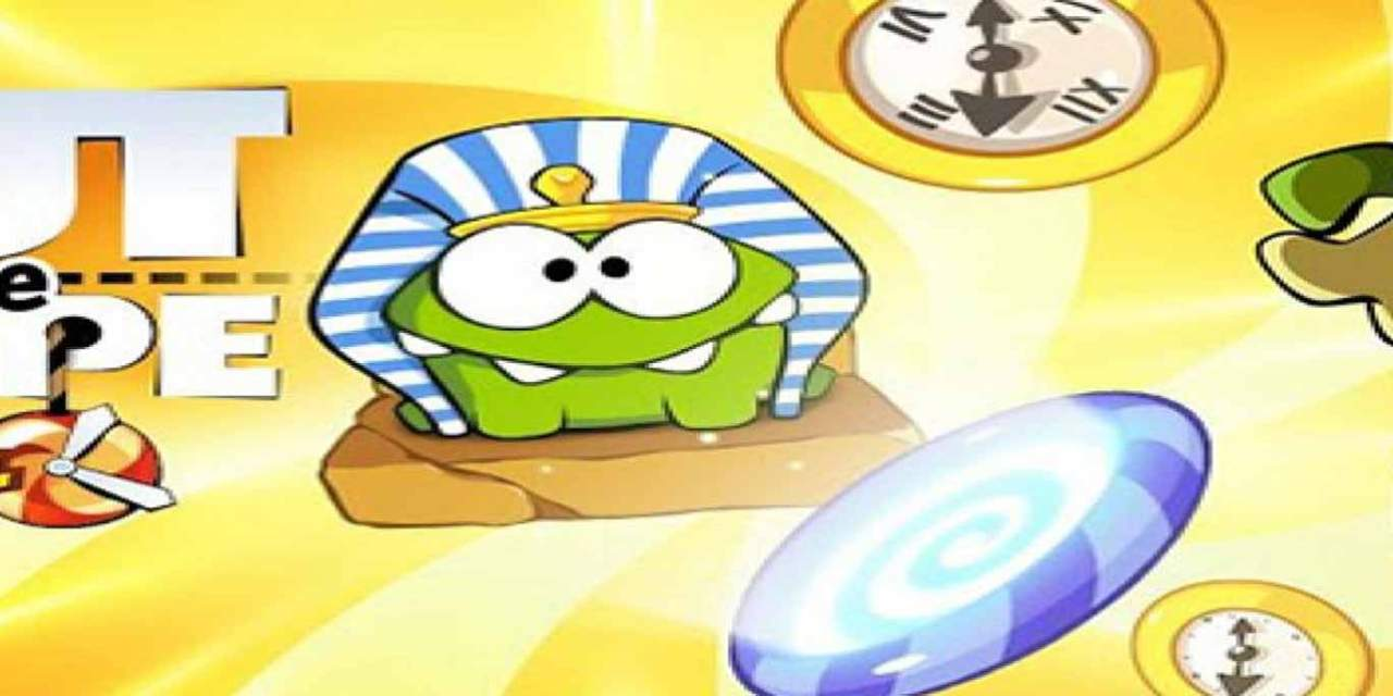Cut the Rope Time Travel Game Ios Free Download
