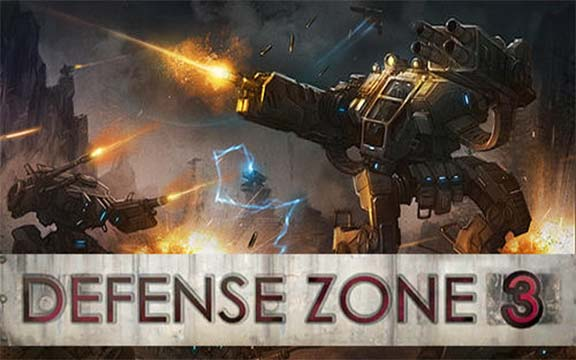 Defense Zone 3 Game Android Free Download