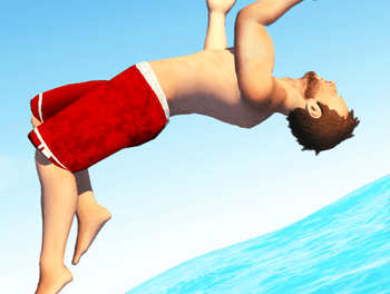 Flip Diving Game Android Free Download