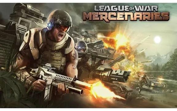 League Of War Mercenaries Game Ios Free Download