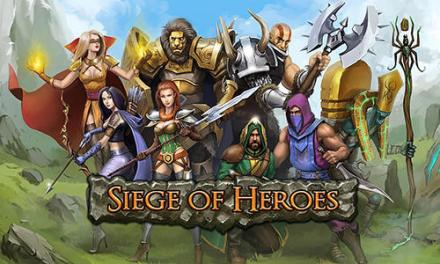 Siege Of Heroes Ruin Game Android Free Download