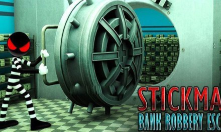 Stickman Bank Robbery Escape Game Android Free Download