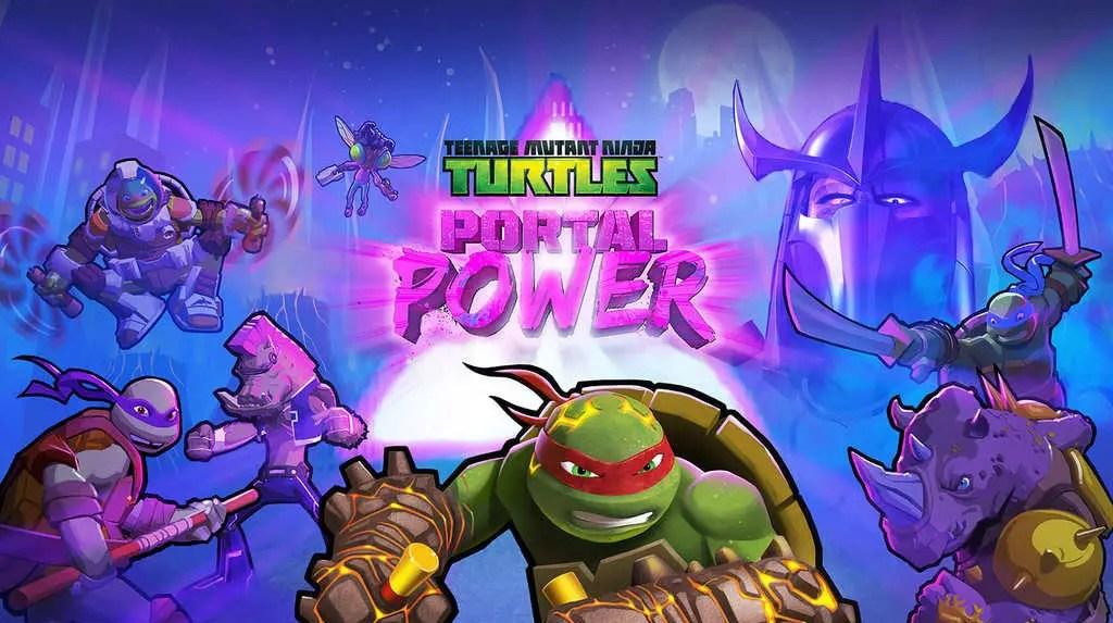 TMNT Portal Power Game Ios Free Download