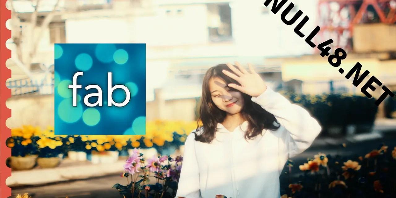 FabFocus App Ios Free Download