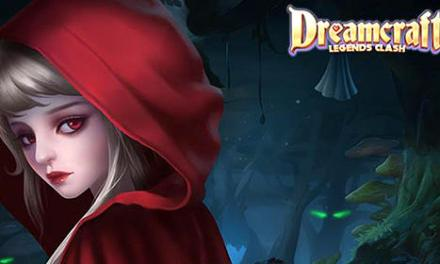 Dreamcraft Legends Clash Game Android Free Download