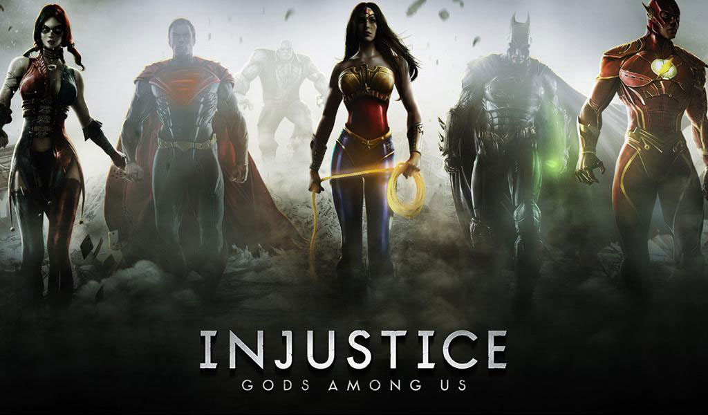 Injustice Gods Among Us Game Ios Free Download