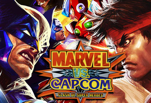 Marvel Vs Capcom Clash Of Super Heroes Game Android Free Download