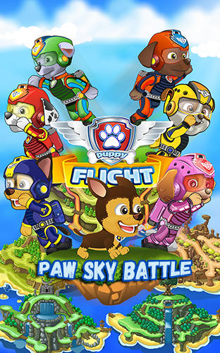 Paw Sky Battle Puppy Flight Game Android Free Download