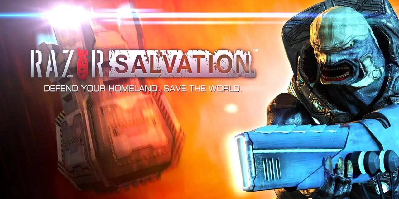 Razor salvation Game Ios Free Download