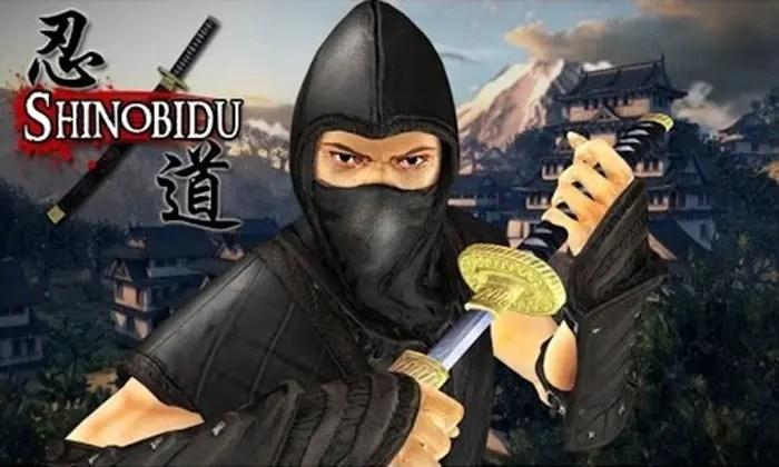 Shinobidu Ninja assassin Game Ios Free Download