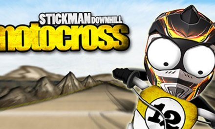 Stickman Downhill Motocross Game Android Free Download