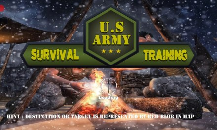 US Army Survival Training Game Android Free Download