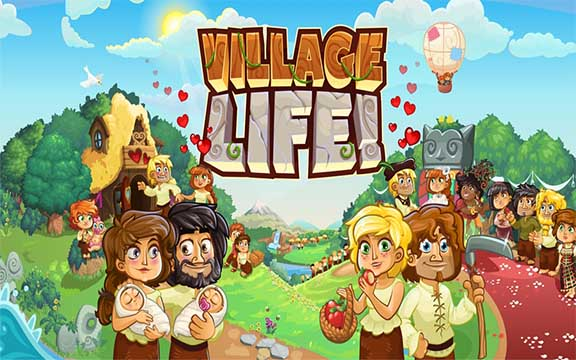 Village Life Love & Babies Game Android Free Download