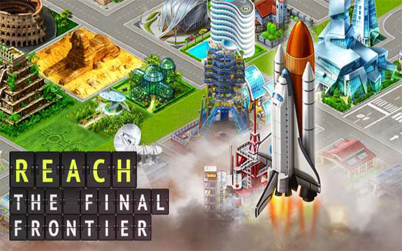Airport city Game Android Free Download