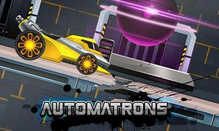 Automatrons Shoot And Drive Game Android Free Download