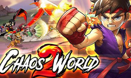 Chaos World 2 Ultimate Fighter Game Android Free Download