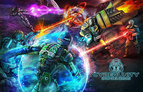 Cyberunity Biogenesis Game Android Free Download