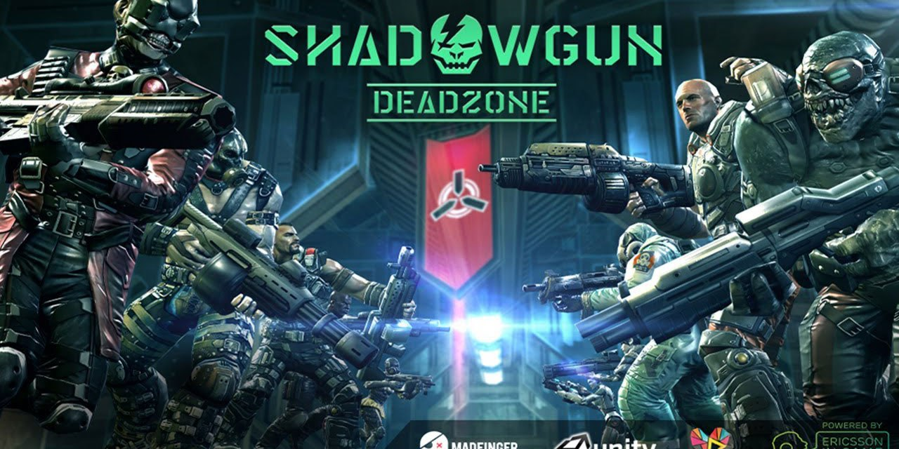 SHADOWGUN DeadZone Game Ios Free Download