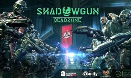 SHADOWGUN DeadZone Game Ios Free Download