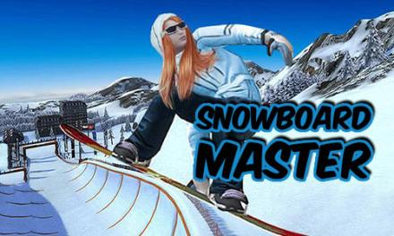 Snowboard Master 3D Game Android Free Download