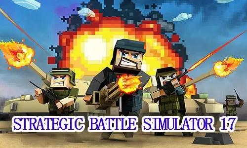 Strategic Battle Simulator 17 Plus Game Android Free Download