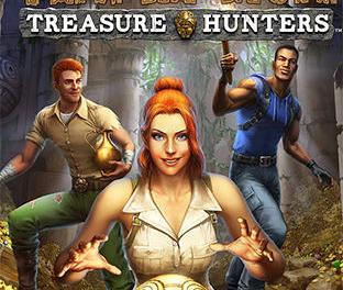 Temple Run Treasure Hunters Game Android Free Download